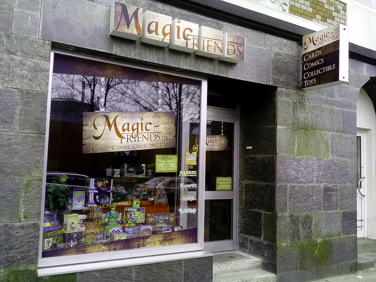 Magic-Friends