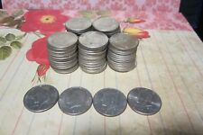 Lot of 80 US Half Dollar Kennedy 40% Silver 1965 to 2001 US Kennedy Lot 80 Coins