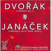 Dvorak / Janacek: Symphonies [Manfred Honeck] [Reference Recordings: FR-710], Pi