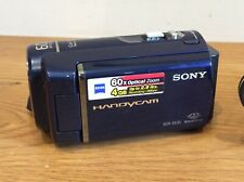 Sony DCR-SX30 Blue Camcorder (MPN: UK) with Charger Available Worldwide