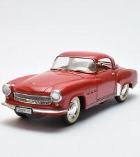 Revell 08839 Wartburg 313 Cabriolet Sportwagen Oldtimer DDR in rot, 1:18, X709