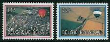 Belgium**BALLOONS/BALLONS-AVIATION-2vals-1983-Luftballon-MNH