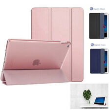 For iPad 10.2 Inch 2019/ iPad 7th Gen Magnetic Leather Smart Cover Frosted Case