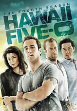 Hawaii Five-0: The Fourth Season 4 (DVD, 2014, 6-Disc Set)