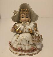 Vintage Lefton ~ LITTLE BO PEEP Figurine ~  #K 1052