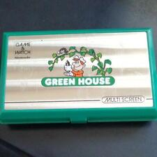 Nintendo Game Watch Greenhouse operation confirmed vintage