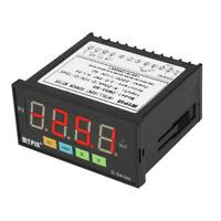 MYPIN DM8A-NB Digital Sensor Meter 0-75mV/4-20mA/0-10V Input 4-digit LED Display
