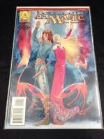 Magic The Gathering Ice Age #1 Comic Armada Comics July 1995 VF