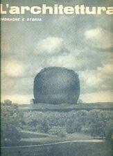 L'ARCHITETTURA. Cronache e storia. Direttore Bruno Zevi. 1973, N.217