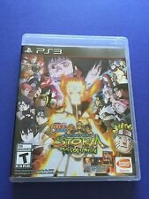 Naruto Shippuden Ultimate Ninja *Storm Revolution* (PS3) USED