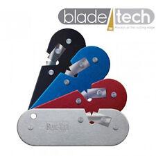 Bladetech Knife Sharpener Blade Tech Tool Edge Pocket Sharp Tungsten FREE POUCH