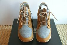 Womens Sorel Kinetic Caribou Camel Brown Size 8.5 New