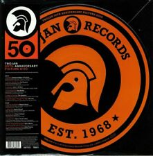 VARIOUS - Trojan Records: 50th Anniversary - Vinyl (picture disc LP)