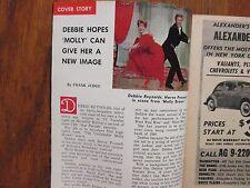 June 28-1964 NY Journal American TV Mag(DEBBIE REYNOLDS/KIRBY GRANT/PETER GRAVES