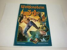 Wolfenstein 3D PC Game CD-Rom & 2x3.5in.Disk & Manual Used
