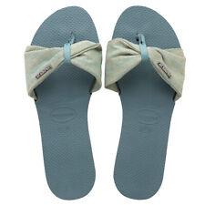 Havaianas H. Usted Saint Tropez Material Mujer Sandalias Chanclas 4144363 Azul