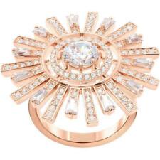 Sunshine Cocktail Ring Size 7 EUR 55 Rose Gold 2019 Swarovski Jewelry 5470397