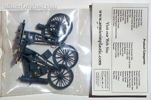 Armies in Plastic British Imperial Colonial Wars 2x British Gatling Guns 1/32