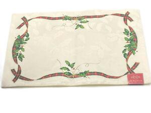 Lenox Holiday Nouveau Placemats (4)