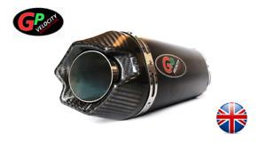 GP velocity exhaust Suzuki GSXR1000 2001 2002 2003 2004 2005 2006 + Link pipe