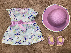 American Girl Bitty Baby Sweet Spring Outfit