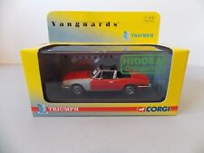 Vanguards Triunph Stag Pimento Red (Hidden Treasure) VA10101 Limited Edition