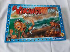Clementoni Vikings Board Game Frederico & Leo Colovini 5 + Never Played
