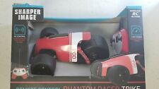 Sharper Image Remote Control RC Car RED Phantom Racer Trike  New In Box!