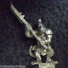 1995 Skaven Stormvermin asta 3 caos ratmen Citadel Warhammer army Fantasía GW