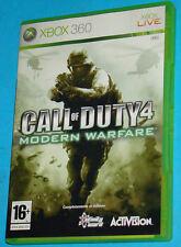 Call of Duty 4 - Modern Warfare - Microsoft XBOX 360 - PAL