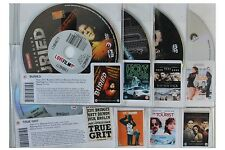 8 x DVDs Film Ex Rental Movie Films Package Collection in Good Condition (U4)