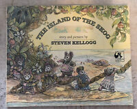 Used Book ~ The Island Of Skog By Steven Kellogg 1973