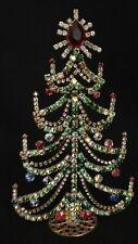 43 Christmas tree, Christmas decoration,Czech vintage, Gablonz, Weihnachtsbaum