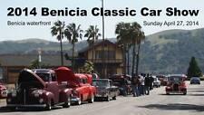 Old Photo. 2014-4/27 Benicia Classic Car Show - Autos