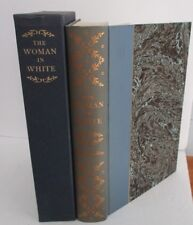 Wilkie Collins, THE WOMAN IN WHITE Limited Editions Club in Slipcase 1964