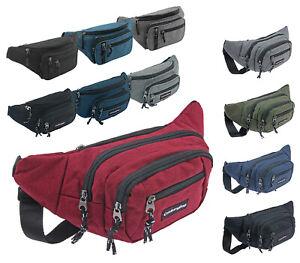 Gürteltasche Hüfttasche Bauchtasche Umhängetasche Crossbag 3 Modelle