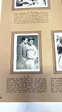 Vintage Babe Ruth Charles Lindbergh 1932 German Bulgaria 272 Card Set Baseball