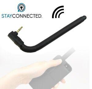 """3.5mm Jack 6"""" 6dBi External Antenna Signal Strengthen Booster For Smart Phones"""