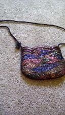 Antique beaded purse