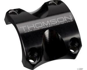 Thomson Replacement X4 Stem Faceplate (Black) (31.8mm) [SM-H007_BLACK]