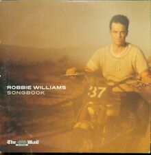 Robbie Williams / Take That - Songbook Cardsleeve Promo Cd Eccellente