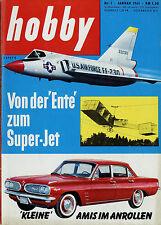 hobby 1/61 1961 BMW 700 Sport Plymouth Fury Ford Falcon Heinkel He 122 V F-104