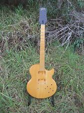 Vintage 1973 Gibson L6S Body Neck, Hull, Carcus, Exc Cond, Repair Free, LOOK!
