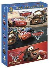 Carscars 2cars Toon Maters Tall Tales DVD Region 2