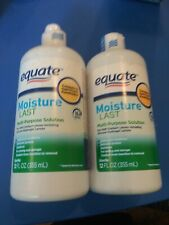 Equate Moisture Last Solution 2pk Exp 8/20