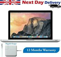 "Apple MacBook Pro 13"" refurbished Laptop Core i5, i7 8GB RAM 1TB HDD High Sierra"