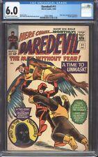 DAREDEVIL #11 (1965) CGC 6.0 F / Stan Lee / Ani-Men appearance!