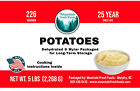 Build-A-Kit - 8 Day 226 Servings Potato Flakes Emergency Food Supply MRE Rations