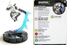 HeroClix Deadpool and X-Force - #037a Deadpool