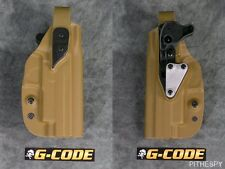 G-Code XST RTI Sig P226 W/ Rail MK25 Level II Retention Coyote Tan Holster